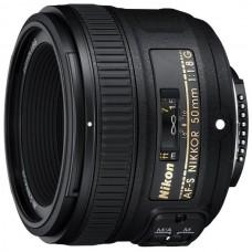 Объектив Nikon AF-S 50 mm f/1.4G (JAA014DA)