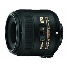 Объектив Nikon 40mm f/2.8G ED AF-S DX Micro NIKKOR (JAA638DA)