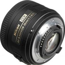 Объектив Nikon 35mm f/1.8G AF-S DX NIKKOR (JAA132DA)