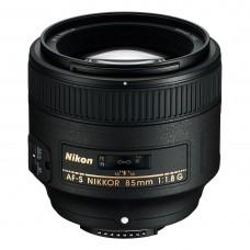 Объектив Nikon 85mm f/1.8G AF-S (JAA341DA)