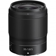 Объектив Nikon Z 35 mm f/1.8 S (JMA102DA)