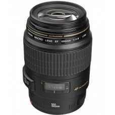 Объектив Canon EF 100 mm f/2.8 USM Macro (4657A011)