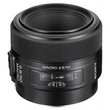 Объектив Sony 50mm f/2.8 Macro DSLRA100 (SAL50M28.AE)