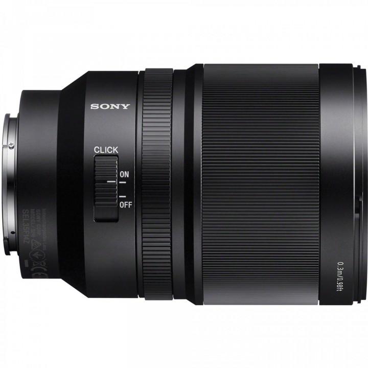Объектив Sony FE 35 mm f/1.4 ZA Distagon T* Carl Zeiss (SEL35f/14Z.SYX)