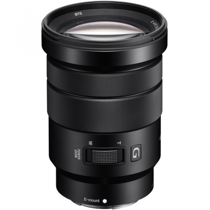 Объектив Sony 18-105mm, f/4 G Power Zoom для камер NEX (SELP18105G.AE)