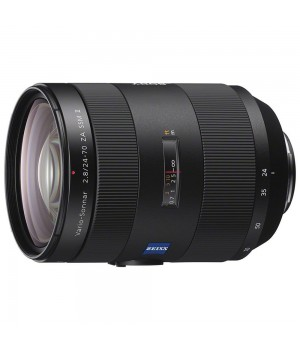 Объектив Sony 24-70mm f/2.8 SSM Carl Zeiss II DSLR/SLT (SAL2470Z2.SYX)