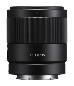 Объектив Sony FE 35 mm F1.8 (SEL35F18F.SYX)