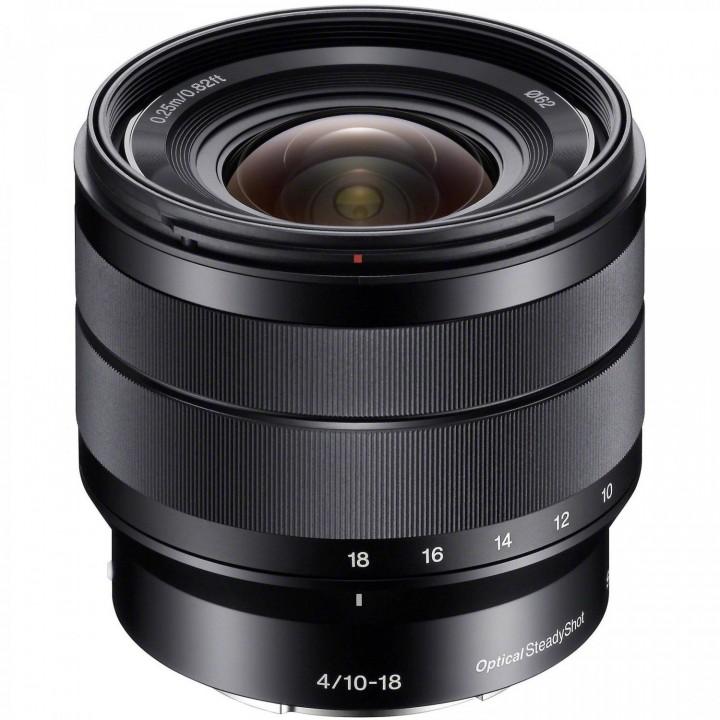 Объектив Sony 10-18mm f/4.0 для NEX (SEL1018.AE)