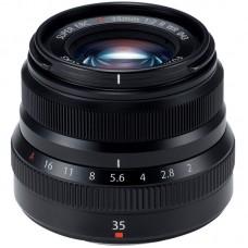 Объектив Fujifilm XF 35mm F2.0 Black