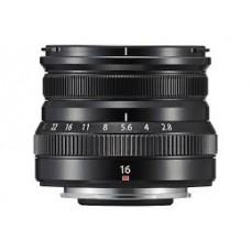 Объектив Fujifilm XF 16mm F2.8 R WR Black (16611667)