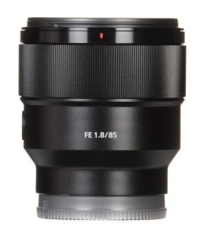 Объектив Sony FE 85 mm f/1.8 (SEL85F18.SYX)