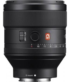 Объектив Sony 85mm f/1.4 GM для NEX FF (SEL85F14GM.SYX)