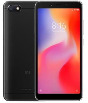 Xiaomi Redmi 6A 2/16Gb (Black) Официальная международная версия