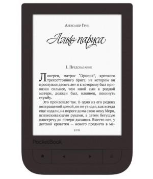 Электронная книга PocketBook 631 Touch HD 2 (PB631-2-X-CIS) Dark Brown