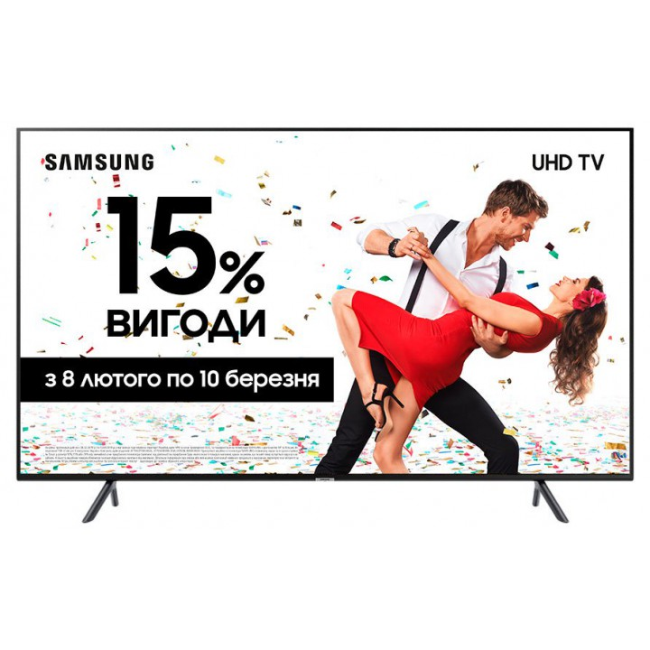 Телевизор Samsung 55 4K Smart TV (UE55NU7100UXUA)