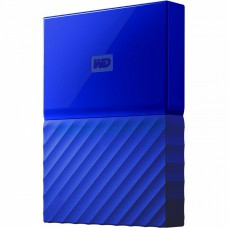 Жесткий диск Western Digital My Passport 1TB WDBYNN0010BBL-WESN 2.5 USB 3.0 External Blue