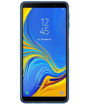 Смартфон Samsung Galaxy A7 2018 4/64GB (SM-A750FZBUSEK) Blue