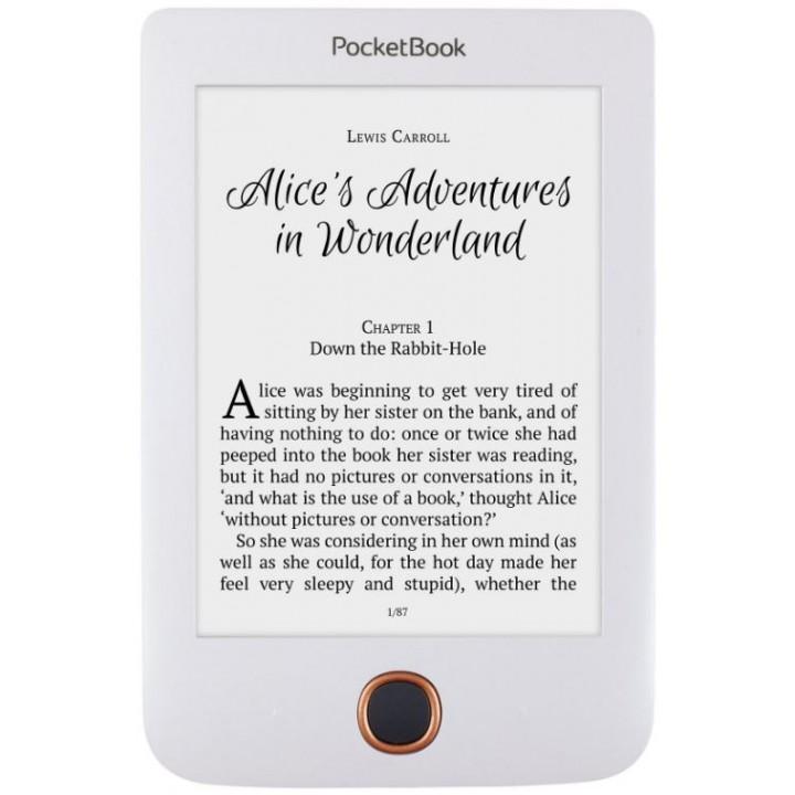 Электронная книга PocketBook 614 Basic 3 White (PB614-2-D-CIS)