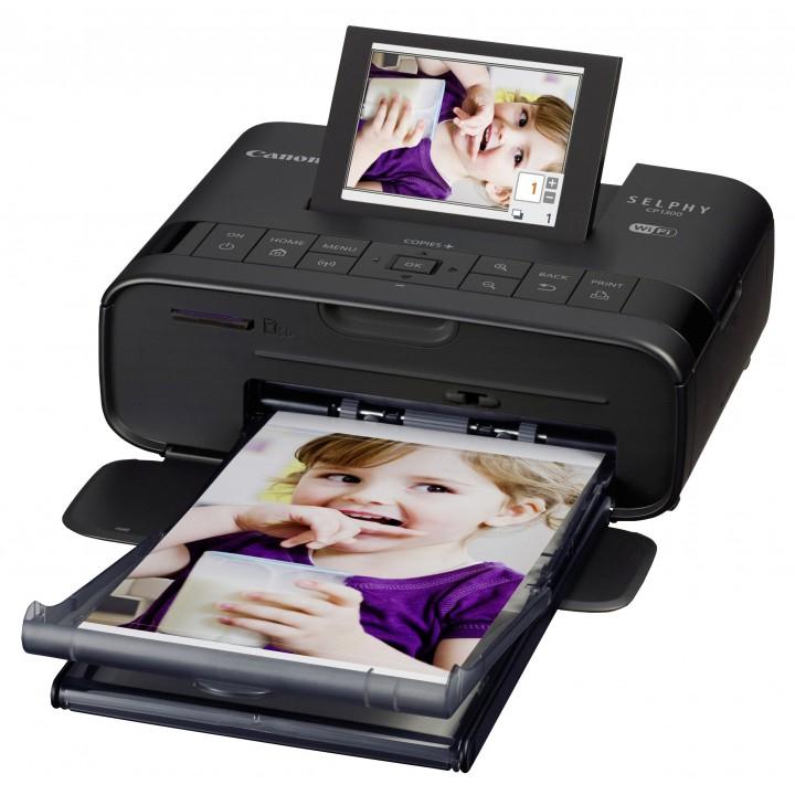 Фотопринтер Canon Selphy WiFi CP-1300 2234C011 (Black)