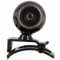 Веб-камера Trust Exis Webcam (17003) Black-Silver