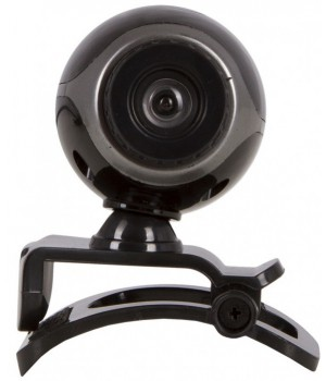 Веб-камера Trust Exis Webcam (17003) Black-Silver