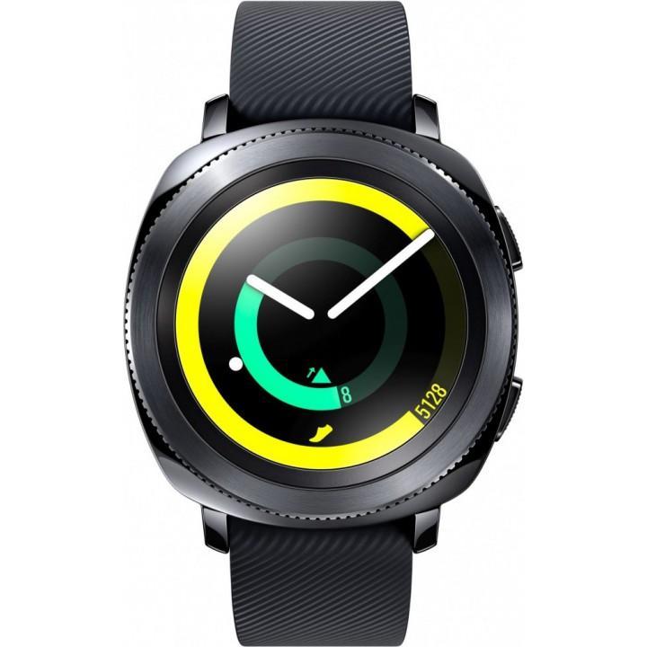 Смарт часы Samsung Gear Sports SM-R600 Black