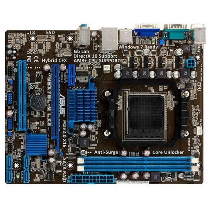 Материнская плата Asus M5A78L-M LX3 (sAM3+, AMD 760G, PCI-Ex16)