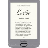 Электронная книга PocketBook 616 BasicLux2 (PB616-S-CIS) Silver