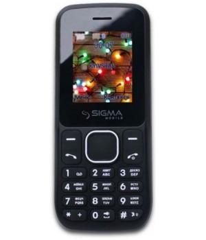 Sigma X-style 17 UP Dual Sim (Black)