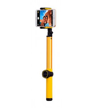 Монопод Momax Selfie Hero Bluetooth Selfie Pod 100cm (Gold) KMS7L