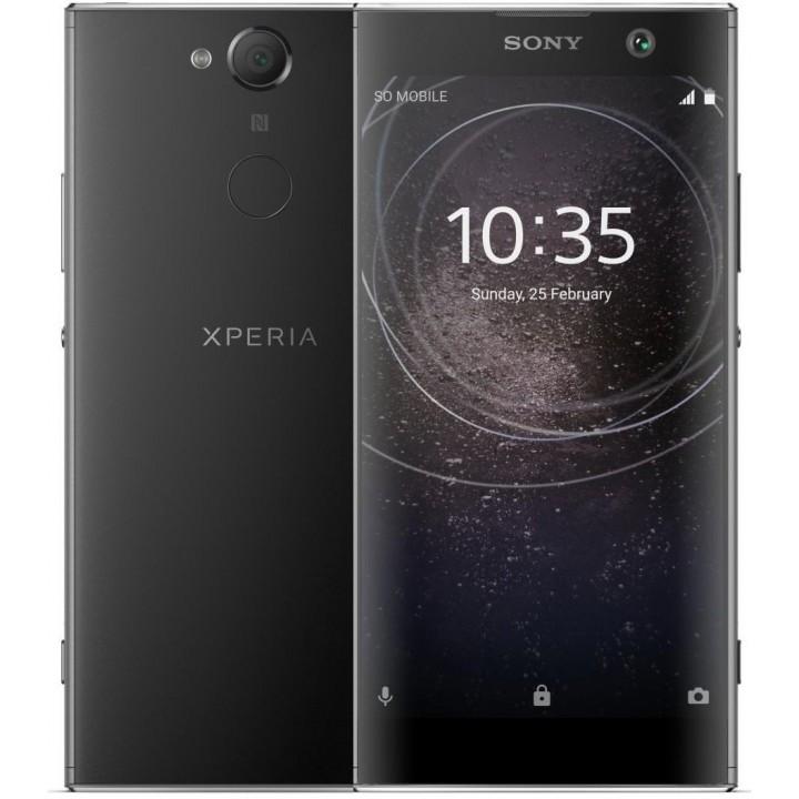Смартфон Sony Xperia XA2 Dual Sim 3/32GB Black (H4113)