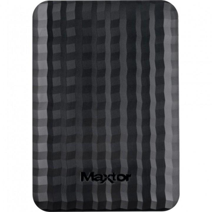 Жесткий диск Seagate (Maxtor) 1TB STSHX-M101TCBM 2.5 USB 3.0 External Black