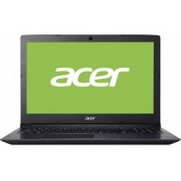 Ноутбук Acer Aspire 3 A315-53-34PN (NX.H38EU.026) Obsidian Black