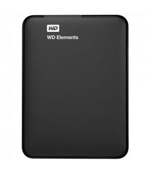 Жесткий диск Western Digital Elements 2TB WDBU6Y0020BBK-WESN 2.5 USB 3.0 External Black
