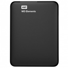 Жесткий диск Western Digital Elements 1TB WDBUZG0010BBK-WESN 2.5 USB 3.0 External Black