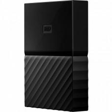 Жесткий диск Western Digital My Passport 1TB WDBYNN0010BBK-WESN 2.5 USB 3.0 External Black