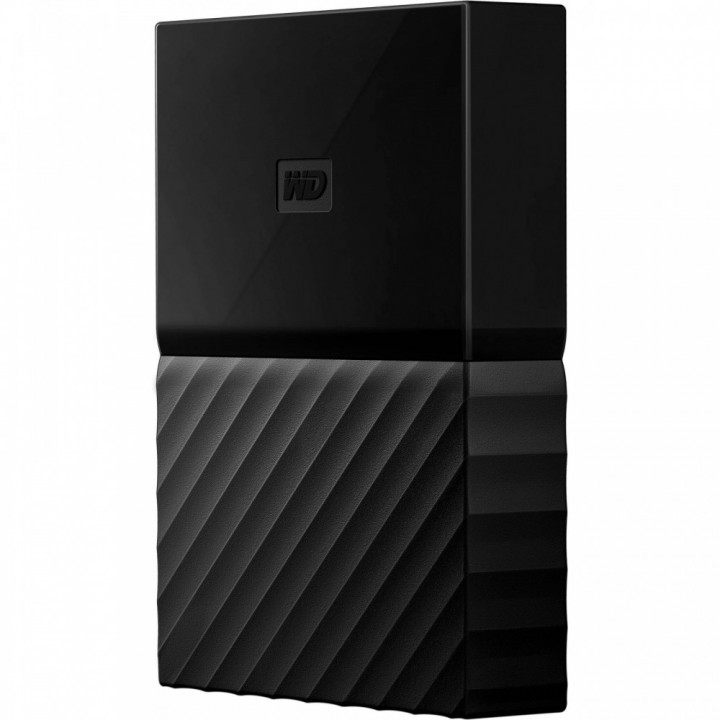 Жесткий диск Western Digital My Passport 1TB WDBYNN0010BBK-WESN 2.5 USB 3.0 External Black