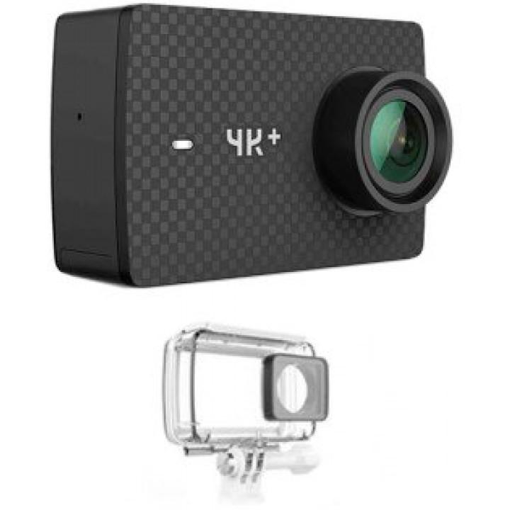 Камера Xiaomi Yi 4K Plus + Waterproof Box