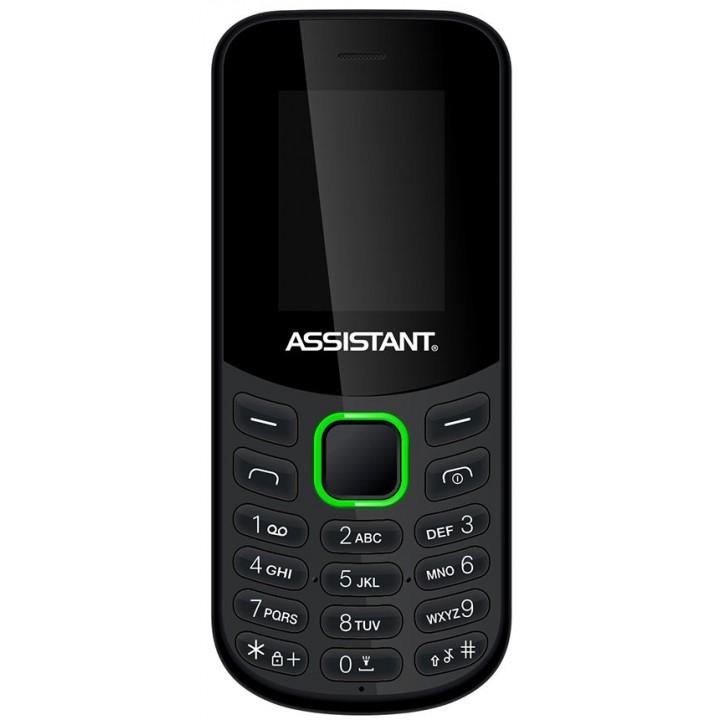 Мобильный телефон Assistant AS-101 (Black)