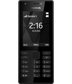 Nokia 216 Dual Sim Black (A00027780)