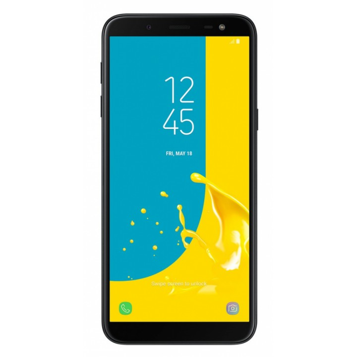Смартфон Samsung Galaxy J6 2018 2/32GB (SM-J600FZKDSEK) Black