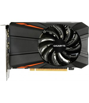 PCI-Ex GeForce GTX 1050 TI D5 4GB GDDR5  (1290/7008) (DVI, HDMI, DisplayPort) (GV-N105TD5-4GD)