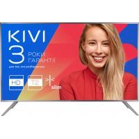 Телевизор Kivi 32HB50GU/GR Gray + Оплата частями 10 мес!