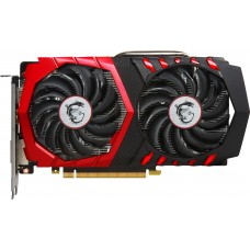 PCI-Ex GeForce GTX 1050 Ti GAMING X 4GB GDDR5  (1354/7008) (DVI, HDMI, DisplayPort) (GTX 1050 TI GAMING X 4G)