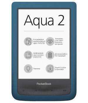 641 Aqua 2 Blue Black (PB641-A-CIS)