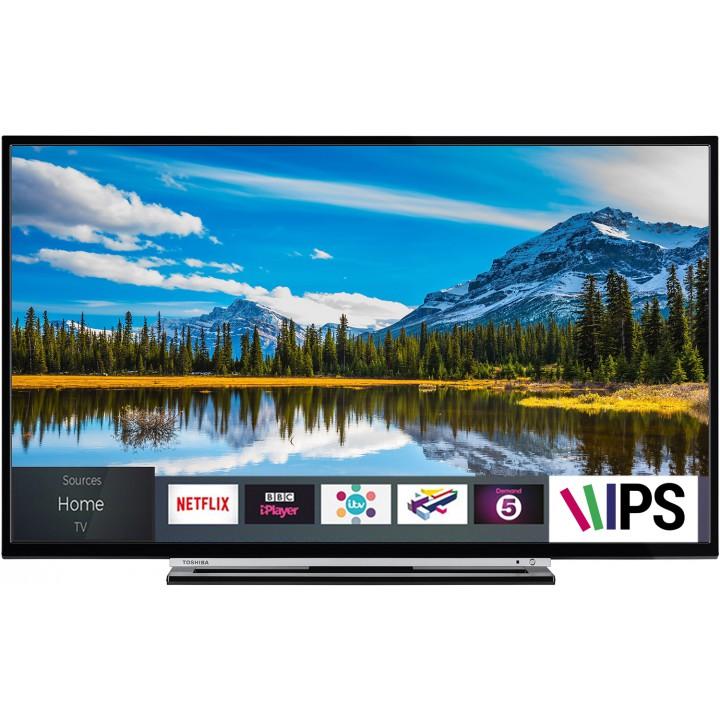 Телевизор Toshiba 40L2863DG SMART FHD + 0% Кредит на 10 мес!