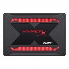 "SSD накопитель HyperX Fury RGB 240GB 2.5"" SATA 3D TLC (SHFR200/240G)"