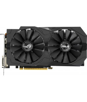 Видеокарта ASUS GeForce GTX 1050 TI 4GB DDR5 Gaming Strix (STRIX-GTX1050TI-4G-GAMIN)