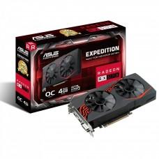 Видеокарта ASUS Radeon RX 570 4GB DDR5 OC (EX-RX570-O4G)