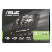 Видеокарта ASUS GeForce GT 1030 2GB GDDR5 OC (PH-GT1030-O2G)